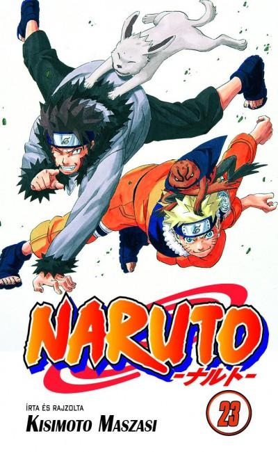 Kisimoto Maszasi - Naruto 23.