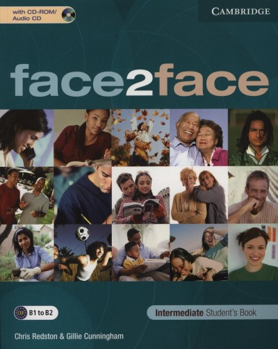 Gillie Cunningham - Chris Redston - Face 2 face - Intermediate Student's Book
