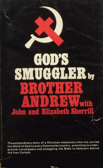 Brother Andrew - God's Smuggler