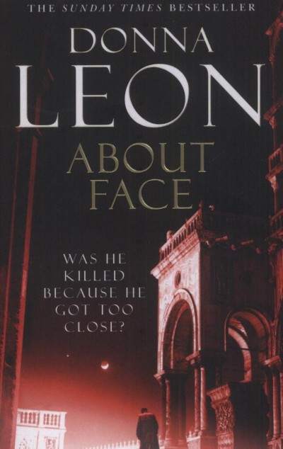 Donna Leon - About Face
