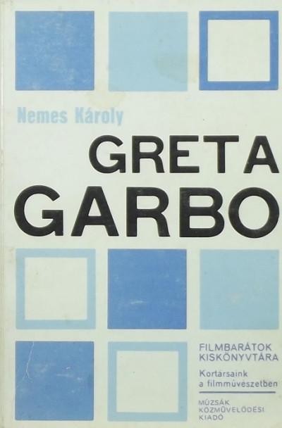 Nemes Károly - Greta Garbo