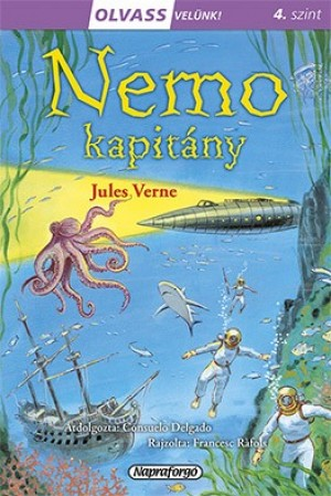 Jules Verne - Olvass velünk! (4) - Nemo kapitány