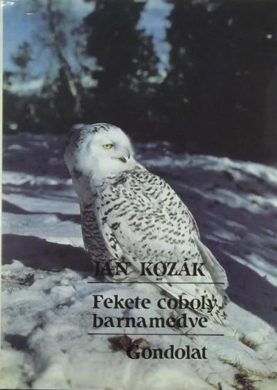 Ján Kozák - Fekete coboly, barnamedve