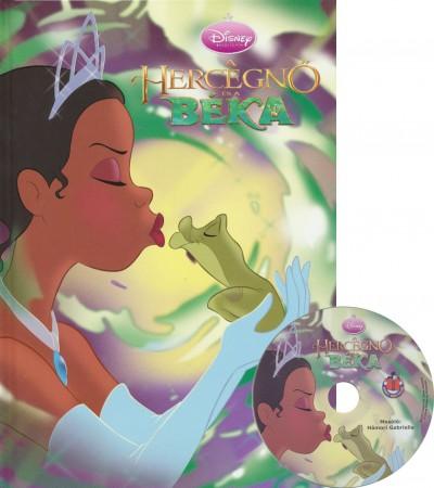 Hámori Gabriella - A Hercegnő és a béka + mese CD