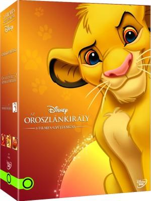 - Oroszl�nkir�ly d�szdoboz (2015) - DVD