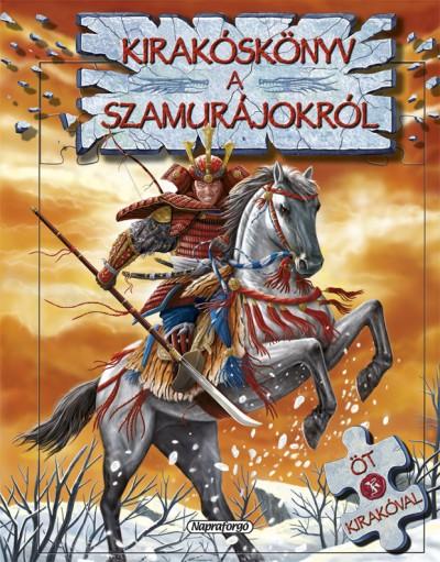 - Nagy kirakóskönyv - Kirakóskönyv a szamurájokról