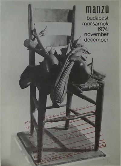 Néray Katalin  (Szerk.) - Giacomo Manzú olasz szobrász kiállítása
