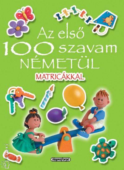 - Az első 100 szavam németül - zöld