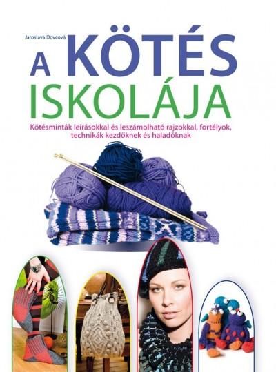 Jaroslava Dovcová - A kötés iskolája
