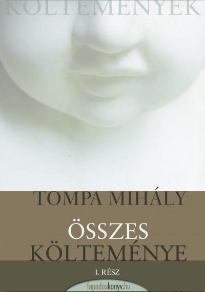 Tompa Mihály - Tompa Mihály összes költeménye I-II-III.