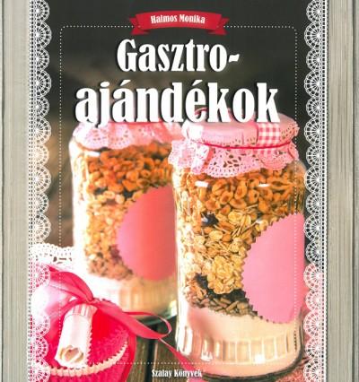 Halmos Monika - Gasztroajándékok