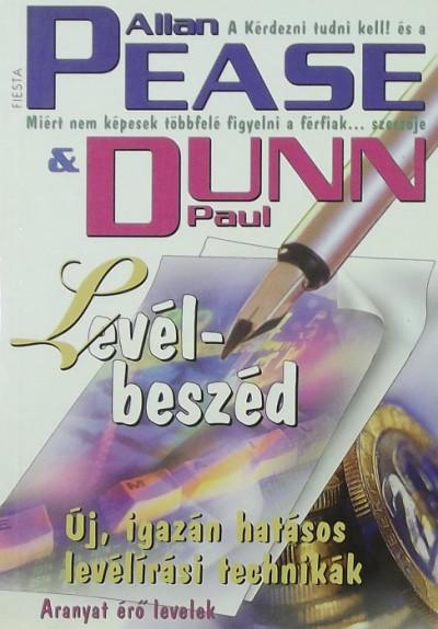 Paul Dunn - Allan Pease - Levél-beszéd