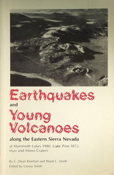 Genny Smith - EARTQUAKES AND YOUNG VOLCANOES