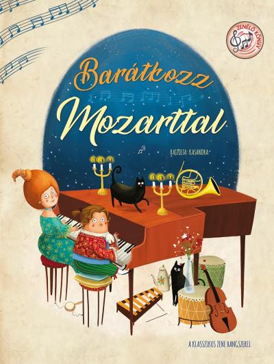 Eliseo Garcia - Barátkozz Mozarttal