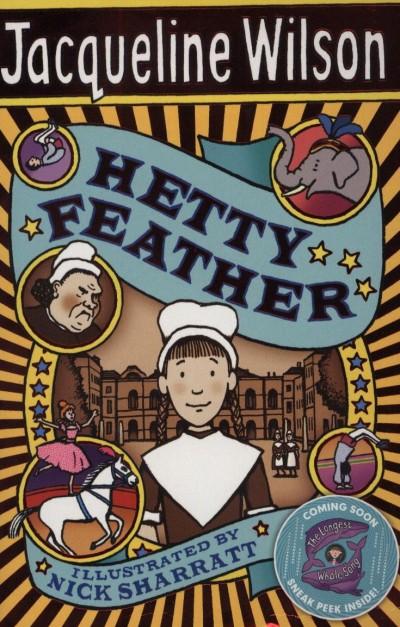 Jacqueline Wilson - Hetty Feather