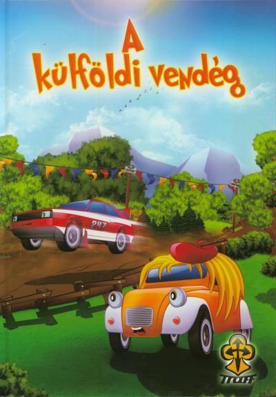 Bihariné Kun Erika - A külföldi vendég - Traff könyvek