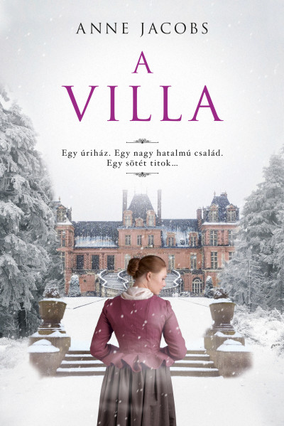Anne Jacobs - A villa