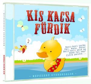 V�logat�s - Kis kacsa f�rdik - CD
