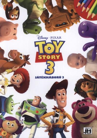 - Toy Story 3. - Játékháború 3. - A4
