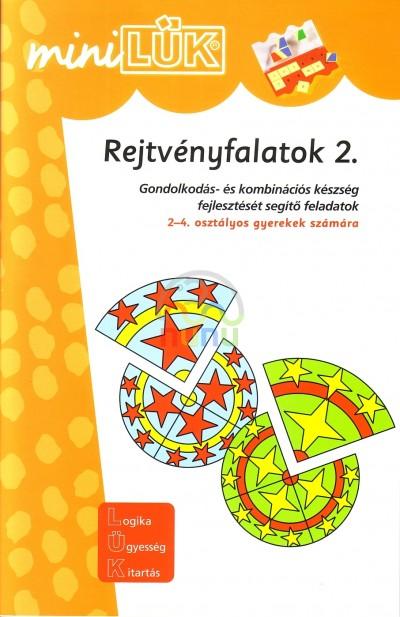 - Rejtvényfalatok 2. - 2-4. osztályos gyerekek számára