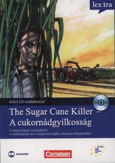 C.J. Niemitz - The Sugar Cane Killer - A cukornádgyilkosság - CD melléklettel