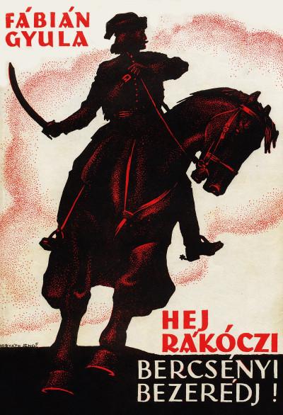 Fábián Gyula - Hej, Rákóczi, Bercsényi, Bezerédj!