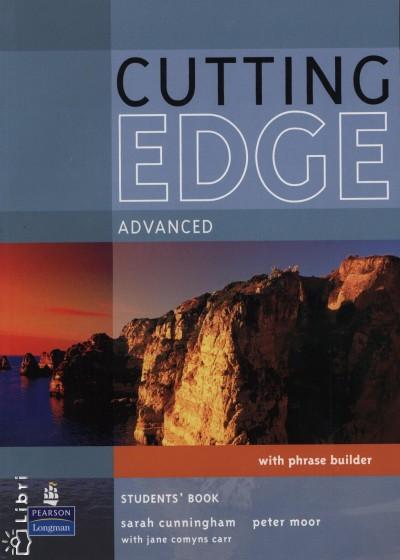 Sarah Cunningham - Peter Moor - Cutting Edge Advanced Student's bÓBook