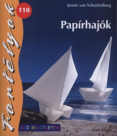 Jannie Van Schuylenburg - Papírhajók