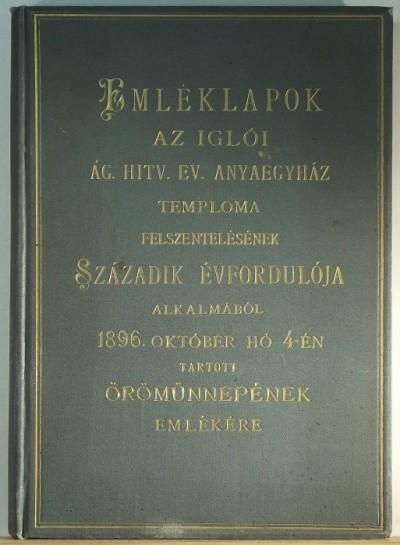- Gedenkblätter zur Erinnerung der am 4. Oktober 1896