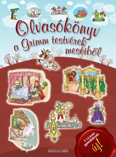 - Grimm legszebb meséi - Olvasókönyv