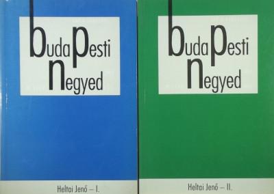 - Budapesti Negyed 2002. tél - 2003. tavasz