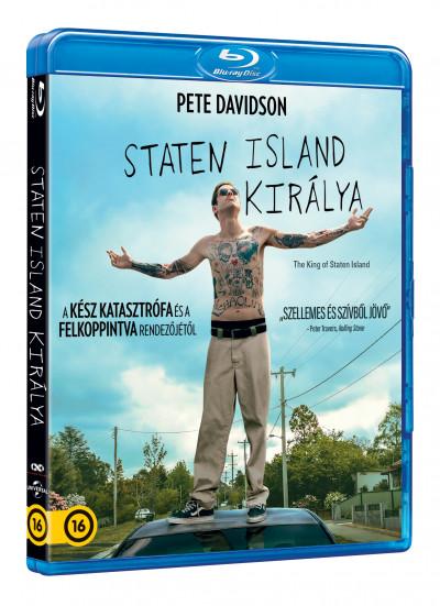Judd Apatow - Staten Island királya - Blu-ray