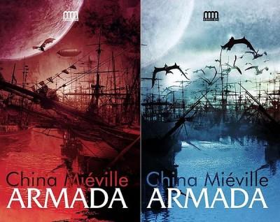 China Mieville - Armada 1-2.