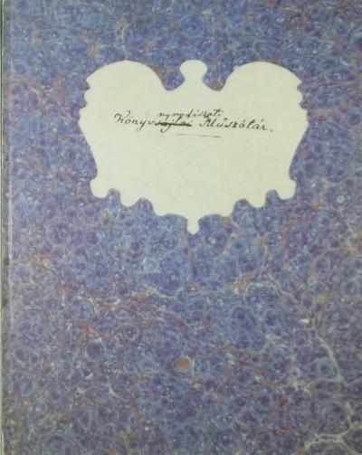 Szilády Károly - Könyvnyomdászati műszótár