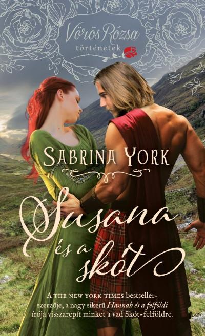 Sabrina York - Susana és a skót