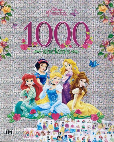 - Disney Princess - 1000 Stickers