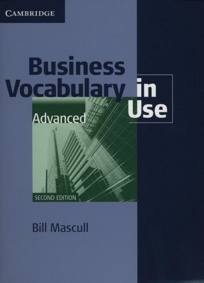 Bill Mascull - Business Vocabulary in Use - Advanced