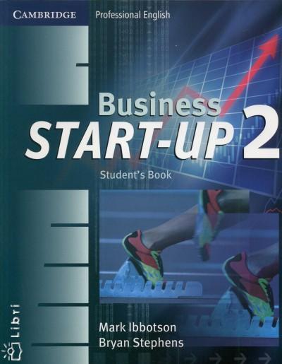 Mark Ibbotson - Bryan Stephens - Business Start-Up 2. Student's book