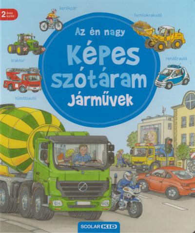 Susanne Gernhäuser - Az én nagy képes szótáram - Járművek