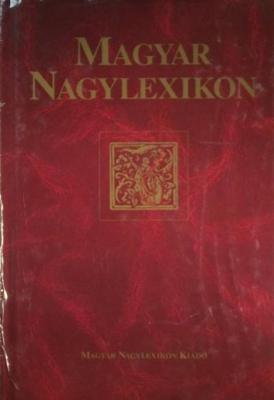 - Magyar nagylexikon 19. kötet