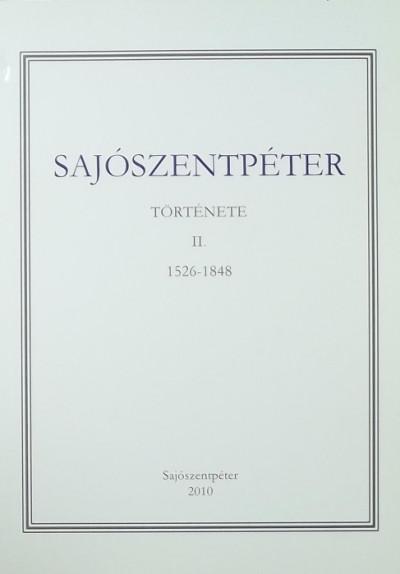 - Sajószentpéter története II.