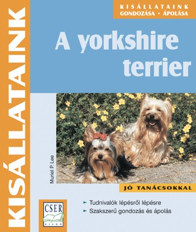 Muriel P. Lee - A yorkshire terrier
