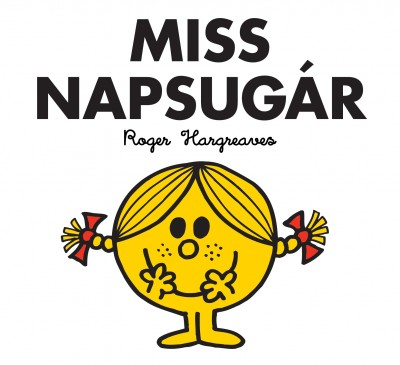 Roger Hargreaves - Miss Napsugár