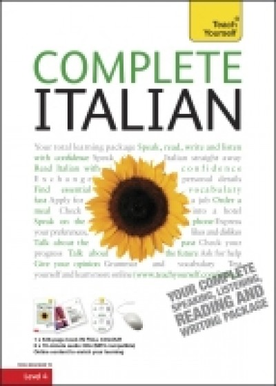 - Complete Italian - Book+CD pack TY