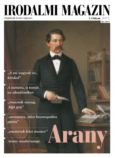 Oláh János  (Szerk.) - Irodalmi Magazin 2017/3