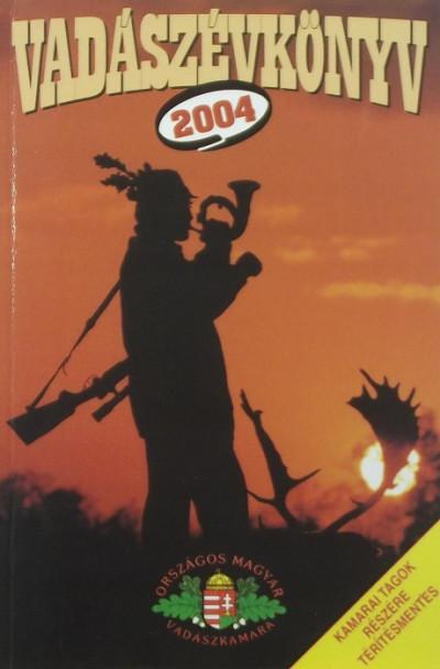 - Vadászévkönyv 2004