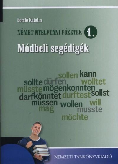 Dr. Somló Katalin - Módbeli segédigék