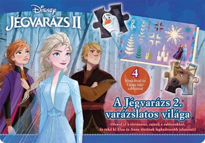 Liliana Martinez - Virginia Perez Salgado - Disney - A Jégvarázs 2. varázslatos világa
