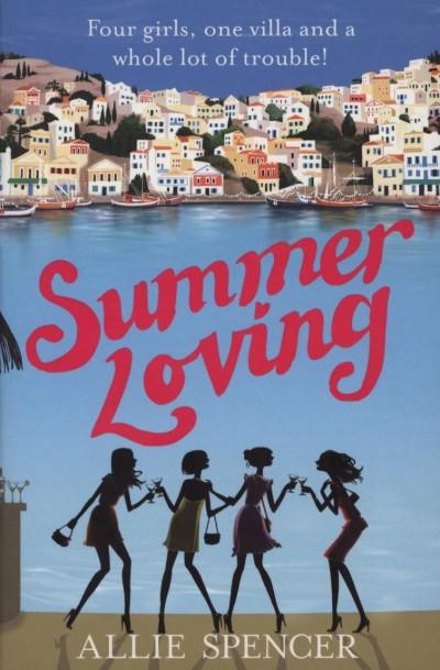 Allie Spencer - Summer Loving