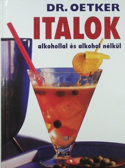 Dr. Oetker - Dr. Oetker - Italok alkohollal és alkohol nélkül